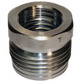 NOVA ITNS 1 in. 8 TPI Dual Threaded Chuck Insert Adaptor image number 0