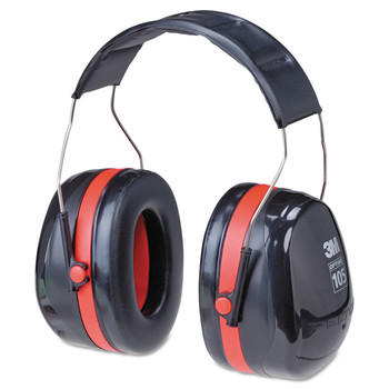 3M H10A Peltor Optime 105 High Performance Ear Muffs H10a
