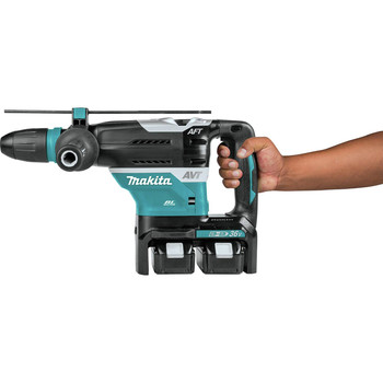 Makita XRH07PTUN 18V X2 LXT Lithium-Ion (36V) Brushless Cordless 1-9/16 in. Advanced AVT Rotary Hammer Kit (5 Ah) image number 8