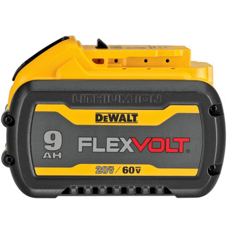 Dewalt DCBL772X1 60V MAX FLEXVOLT 9 Ah Brushless Handheld Axial Blower image number 2
