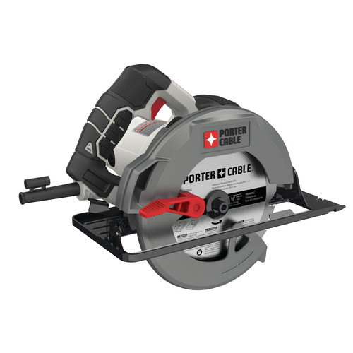 Porter-Cable PCE300 15 Amp 7-1/4 in. Steel Shoe Circular Saw image number 0