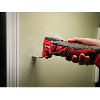 Milwaukee 2626-20 M18 18V Lithium-Ion Cordless Multi-Tool (Tool Only) image number 4