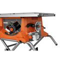 Factory Reconditioned Ridgid ZRR4513 15 Amp 10 in. Portable Table Saw with Mobile Stand image number 10