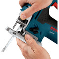 Bosch JS470E 7.0 Amp  Top-Handle Jigsaw image number 3