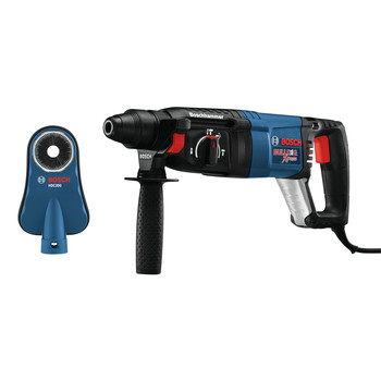 Bosch 11255VSR-HDC 1 in. SDS-plus Bulldog Xtreme Rotary Hammer with Dust Shroud image number 0