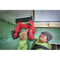 Milwaukee 2749-20 M18 FUEL Lithium-Ion 18 Gauge 1/4 in. Cordless Narrow Crown Stapler (Tool Only) image number 6