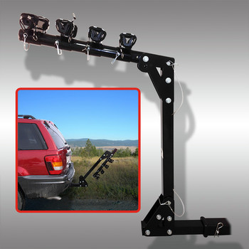Detail K2 BCR490 Hitch-Mounted Bicycle Carrier image number 5