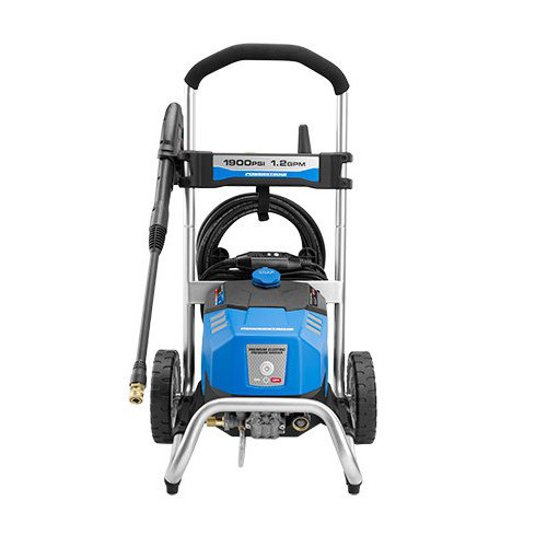 Factory Reconditioned PowerStroke ZRPS141912C 13 Amp 1,900 PSI Electric Pressure Washer