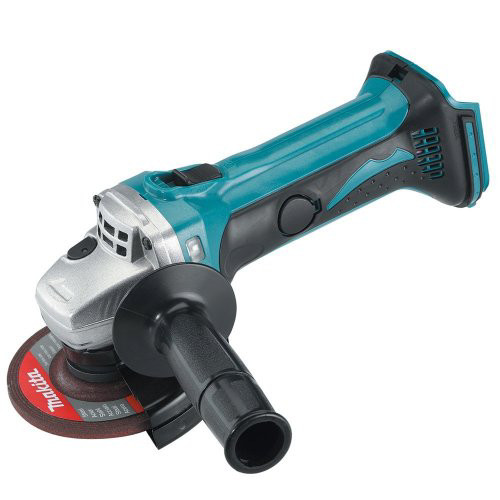 Factory Reconditioned Makita BGA452Z-R 18V Cordless LXT Lithium-Ion Cut-Off/Angle Grinder (Bare Tool)