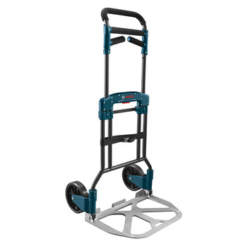 Bosch XL-CART Heavy-Duty Folding Jobsite Mobility Cart image number 0