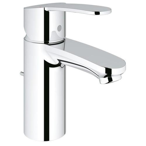 Grohe 2303600A Eurostyle Single Hole Bathroom Faucet (Chrome)