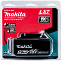 Makita BL1850B 18V LXT 5 Ah Lithium-Ion Rechargeable Battery image number 14