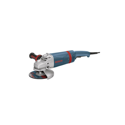 Factory Reconditioned Bosch 1873-8-RT 7 in. 3 HP 8,500 RPM Large Angle Grinder