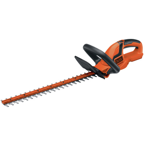 Black & Decker LHT2220B 20V MAX Cordless Lithium-Ion 22 in. Dual Action Hedge Trimmer (Tool Only) image number 0