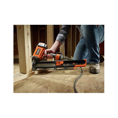 Factory Reconditioned Ridgid ZRR350RHF 3-1/2 in  Round-Head Framing Nailer