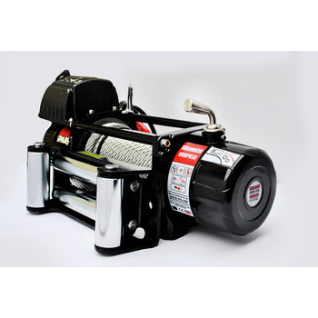 Warrior Winches 9500 9,500 lb. Spartan Series Planetary Gear Winch