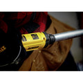 Dewalt DCF681N2 8V MAX Cordless Lithium-Ion Gyroscopic Screwdriver with Conduit Reamer image number 8