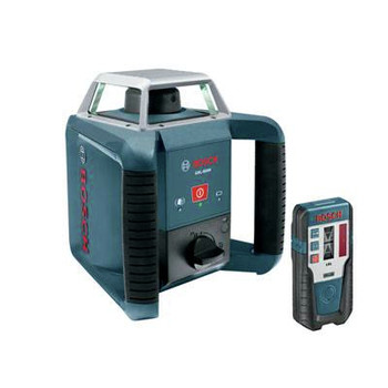 Factory Reconditioned Bosch GRL400H-RT Self-Leveling Exterior Rotary Laser image number 3