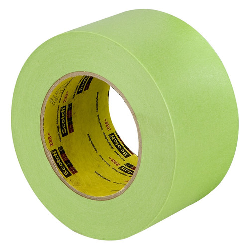 3M 26341 Scotch Performance Masking Tape 233plus 72 mm x 55 m