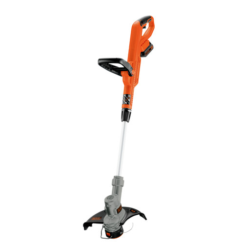 Black & Decker LST300 20V MAX Cordless Lithium-Ion 12 in. Straight Shaft String Trimmer
