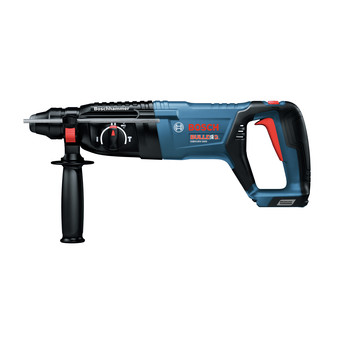 Bosch GBH18V-26DN 18V EC Brushless SDS-Plus Bulldog 1 in. Rotary Hammer (Tool Only) image number 1
