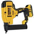 Factory Reconditioned Dewalt DCN681BR 20V MAX Cordless Lithium-Ion 18 Gauge Narrow Crown Stapler (Tool Only) image number 1