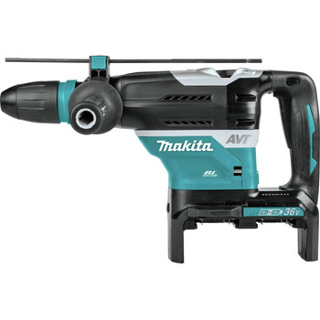 Makita XRH07ZKU 18V X2 LXT Lithium-Ion Brushless Cordless 1 9/16 in. Advanced AVT Rotary Hammer (Tool Only) image number 1