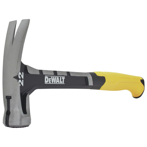 Dewalt DWHT51064 22 oz. One-Piece Steel Framing Hammer image number 0