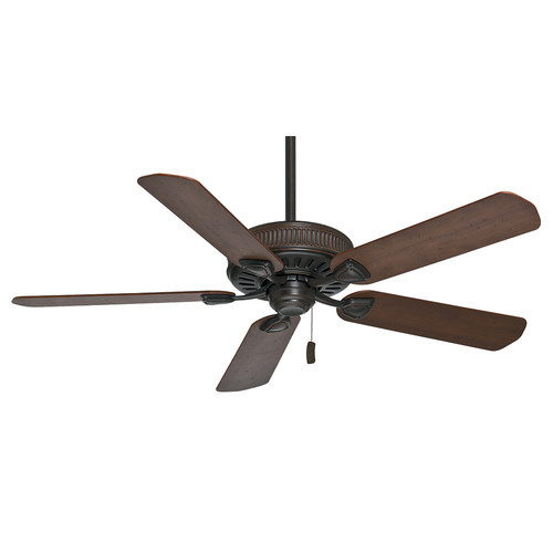 Casablanca 54001 54 in. Ainsworth Brushed Cocoa Ceiling Fan