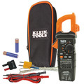 Klein Tools CL800 Digital AC TRMS Low Impedance Cordless Auto-Range Clamp Meter Kit image number 0