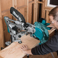 Makita LS1019L 10 in. Dual-Bevel Sliding Compound Miter Saw with Laser image number 9