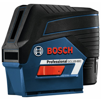 Bosch GCL100-80C 12V Cross-Line Laser with Plumb Points image number 4