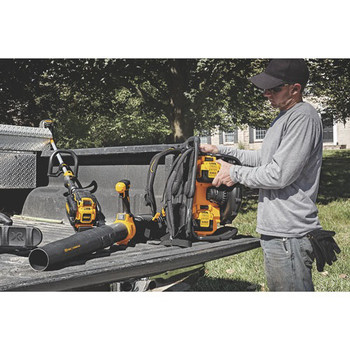 Dewalt DCBL590X1 40V MAX Cordless Lithium-Ion XR Brushless Backpack Blower Kit image number 8