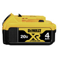 Dewalt DCPS620M1 20V MAX XR Cordless Lithium-Ion 4 Ah Pole Saw Kit image number 8