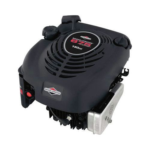 Briggs & Stratton 126M02-1005-F1 190cc 675 Series Engine with 7/8 in. Tapped 3/8 - 24 WK & Keyway Crankshaft (CARB)