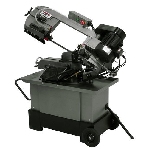 JET HVBS-710S 7 in. x 10-1/2 in. Mitering Band Saw