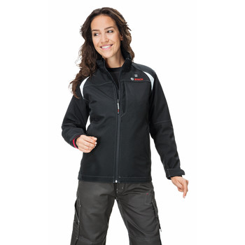 Factory Reconditioned Bosch PSJ120S-102W-RT 12V MAX Li-Ion Women's Heated Jacket Kit image number 2