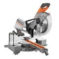 Factory Reconditioned Ridgid ZRR4221 15 Amp 12 in. Dual-Bevel Sliding Miter Saw