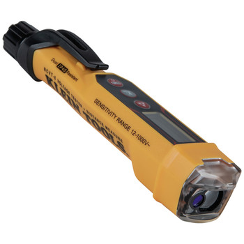Klein Tools NCVT-6 Non-Contact Dual Range Voltage Tester Pen with Integrated Laser Distance Meter