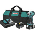 Makita XDT16T 18V LXT Lithium-Ion Brushless Cordless Quick-Shift Mode 4-Speed Impact Driver Kit (5 Ah) image number 0