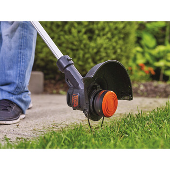 Factory Reconditioned Black & Decker LST201R 20V MAX 1.5 Ah Cordless Lithium-Ion 10 in. String Trimmer/Edger image number 2