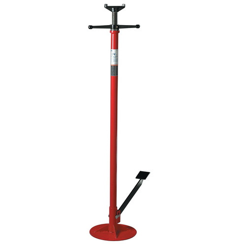 ATD 7442 3/4 Ton Heavy-Duty Auxiliary Stand with Foot Pedal