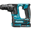 Makita RH01R1 12V MAX CXT 2.0 Ah Lithium-Ion Brushless Cordless 5/8 in. Rotary Hammer Kit, accepts SDS-PLUS bits image number 2