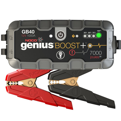 NOCO GB40 Genius Boost Plus 1,000A Jump Starter