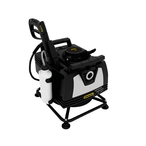 Stanley P2350S 2,350 PSI 2.3 GPM Gas Pressure Washer with High-Pressure Variable Spray Wand