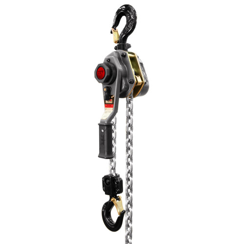 JET JLH-250WO-10 2-1/2-Ton Lever Hoist 10 ft. Lift & Overload Protection
