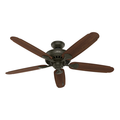 Hunter 53094 54 in. Cortland New Bronze Ceiling Fan with Light image number 0