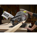 Factory Reconditioned Ryobi ZRTS1345L 10 in. Compound Miter Saw with Laser Line image number 1