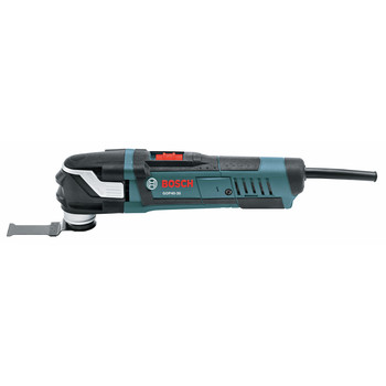 Bosch GOP40-30B Multi-X 3.0 Amp StarlockPlus Oscillating Tool Kit w/Snap-In Blade Attachment image number 2