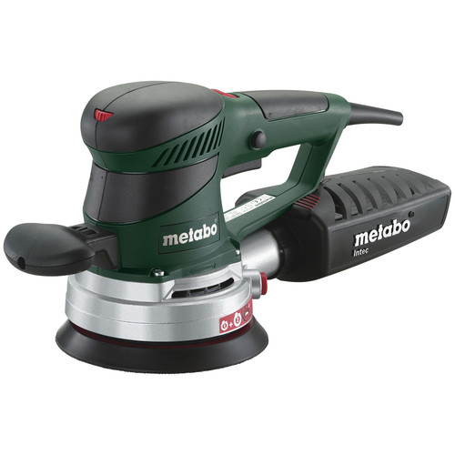 Metabo SXE450 TurboTec 6 in. Dual Random Orbit Sander with TurboTec